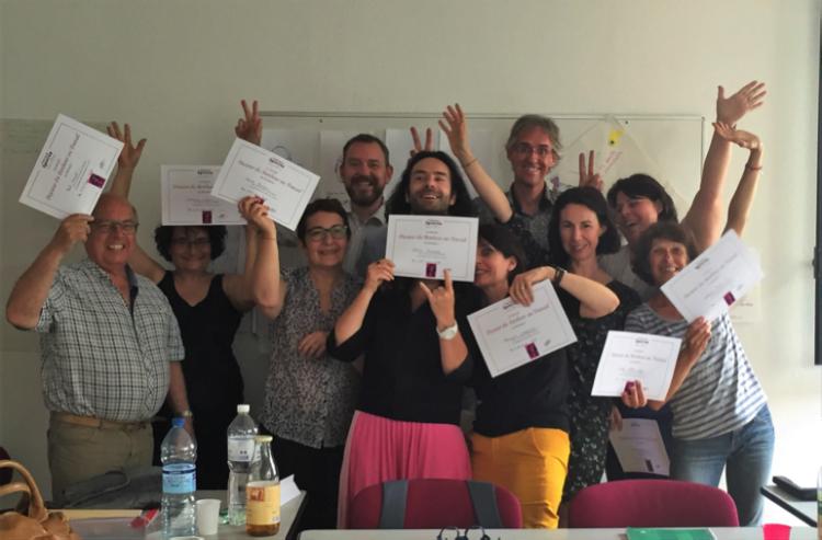 Témoignages de la Promotion #17 de l'Académie Spinoza