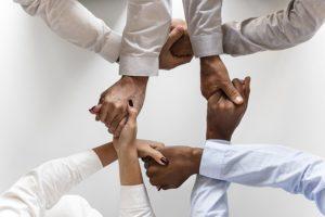 cooperation equipe
