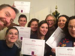 Témoignages de la Promotion  #10 de l'Académie Spinoza