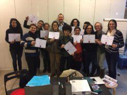 Témoignages de la Promotion  #12 de l'Académie Spinoza