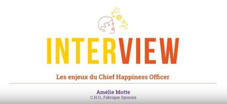 Université du Bonheur au Travail 2018 – Quel est le rôle du Chief Happiness Officer ?