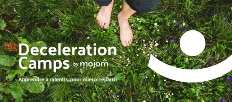 Deceleration camp : apprendre à gérer son temps, son stress et son énergie !